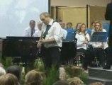 Rappel de Rocky concert Harmonie de Lambres lez douai 2009