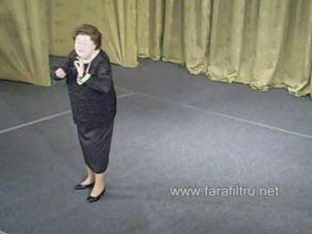 Tamara Buciuceanu - RECITAL IN BACAU