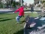 C Mon Video Avec Le Parkour