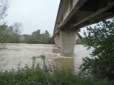 Garonne sous le pont de Gagnac sur Garonne