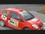Rallye Lyon Charbonière 2009 1ére étape 2éme partie