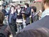 Bruxelles - Grand Place - Babylon Circus 14/4