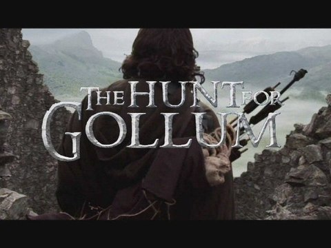 New Trailer! The Hunt For Gollum