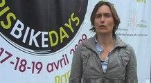 Vincennes : PARISBIKEDAYS  2009 Parc Floral de Paris.