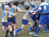 Marseille Vitrolles Rugby XV,benjamin,saison 2008/2009