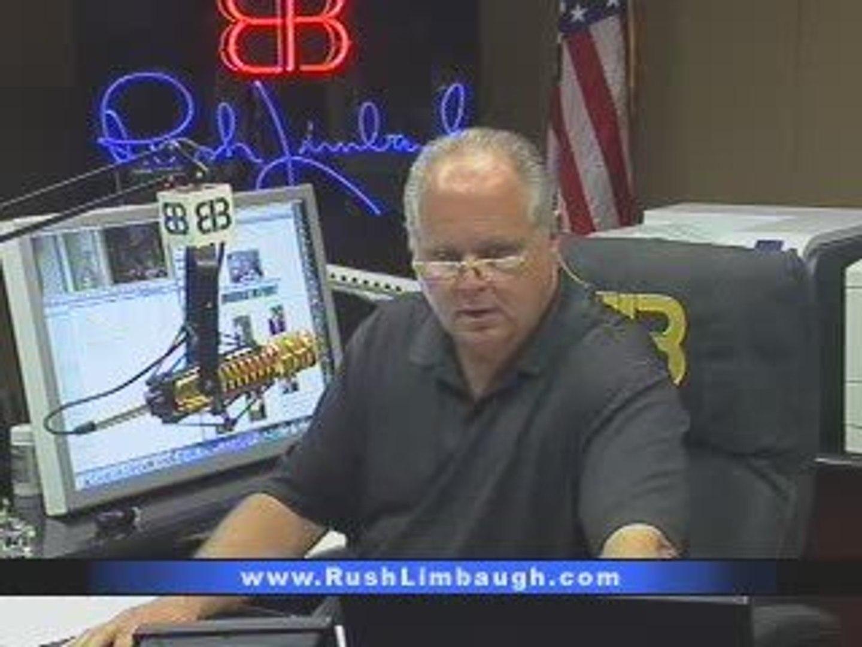 Rush Limbaugh: Barack Obama tax Parodies