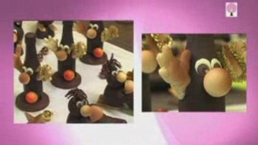 ENSP Yssingeaux : Montages humoristiques et pieces  chocolat