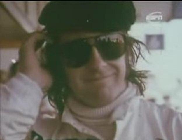 Jackie Stewart tribute