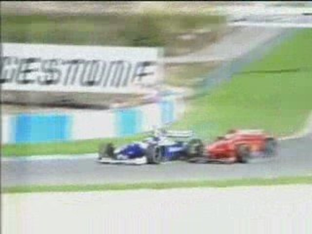 F1 1997 highlight