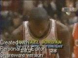 NBA basketball - michael jordan best dunks & plays