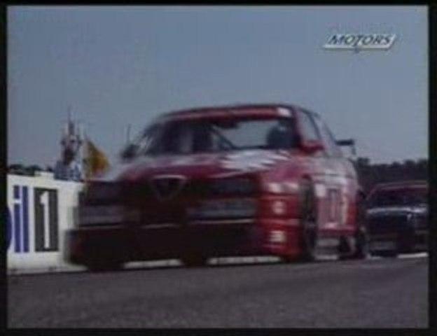 DTM 1993 highlight