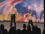 Stavros Flatly - Greek Irish Dancers - Britains Got Talent 2