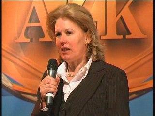 1. AZK - Anita Petek-Dimmer - Impfungen - Sinn oder Unsinn