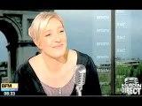 Marine Le Pen - Bourdin&co BFM - RMC 1/2