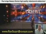 Britains Got Talent 2007 - Paul Potts - Self Belief Patterns