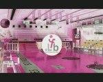LFB 2008 2009 J26 Bourges Basket Tarbes Gespe Bigorre