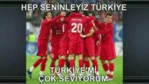HAYDİ ZAFERE HEP SENİNLEYİZ TÜRKİYE-Milli Takım şarkı  Ülker