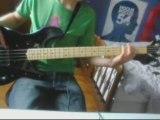 Fluorescent Adolescent - Arctic Monkeys Bass Cover