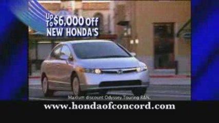 $6000 off new Hondas – Charlotte Honda Dealer