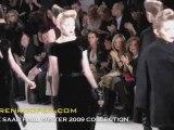 Elie Saab fall winter 2009 Fashion Show by Karen Kooper