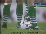 Belenenses - 2 Sporting - 2 de 1996/1997