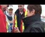 Grève à Toyota à onnaing : Besancenot soutient les chtis !