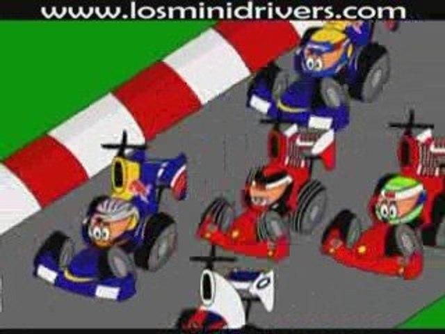 Los MiniDrivers - Capítulo 1x04 - Gran Premio de Malasia