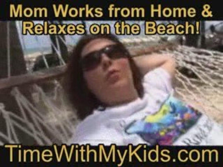 Zurvita Moms Stay at Home!