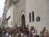 Manif Anti Boubakeur devant la Mosquée de Paris p1