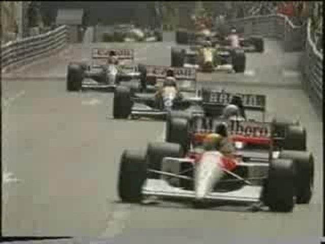 F1 1991 highlight