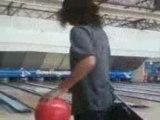 MOi au bowling catastrophe