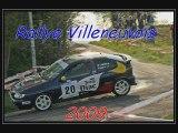 Rallye du villeneuvois 2009