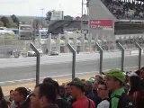 1er tour au Mans 2009