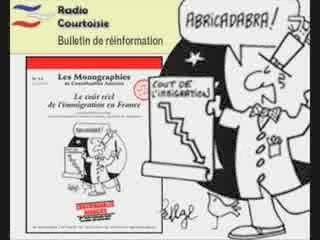 Coût immigration France