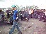 24h du mans moto 2009 burn de ouf