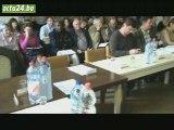 Actu24 : Conseil cummunal de Huy : Lizin toujours absente