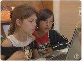 Jumelage électronique entre élèves
