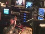 (Video) Ciara pendant la radio Libre de Difool (Version spéciale avec Romano et Difool)