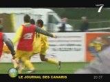 Football/Gambardella : Chapeau aux P'tits Canaris!