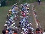 depart quad cross elite 3eme manche