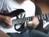 Compo punk rock guitare