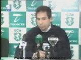 Sporting - 4 Espinho - 0 de 1996/1997