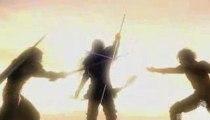 FFVII Crisis Core Sephiroth Vs Genesis & Angeal