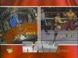 Owen Hart vs. British Bulldog, WWE Live Event 1997, Part 1.