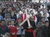 Chemin de Croix 2009 - Pastorale des jeunes Diocèse de Lyon