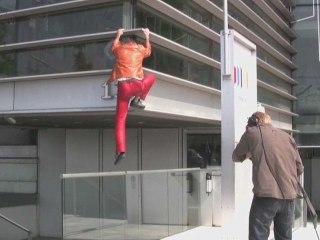 AR escalade France Télévision