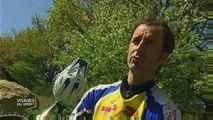 Visages du sport : Christophe Guilet, champion de four cross