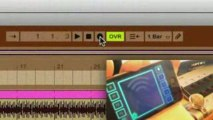 iTouchMusic Pad for iPod Touch & iPhone with Ableton Live