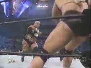 Reverend D-Von & Deacon Bautista vs John Cena & Rikishi