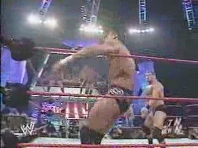 Randy Orton vs Val Venis